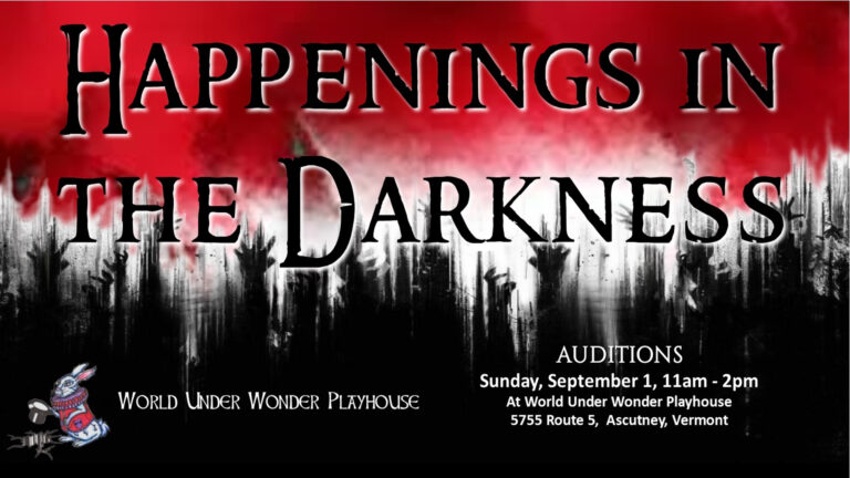 Happenings in The Darkness